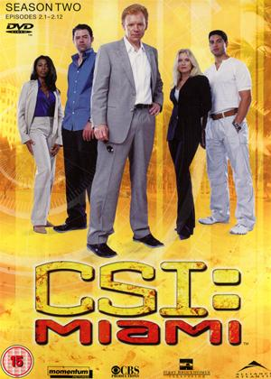 CSI Miami: Series 2: Part 1 Online DVD Rental