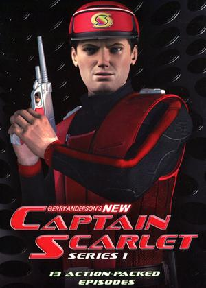 Rent Captain Scarlet: Series 1 Online DVD Rental