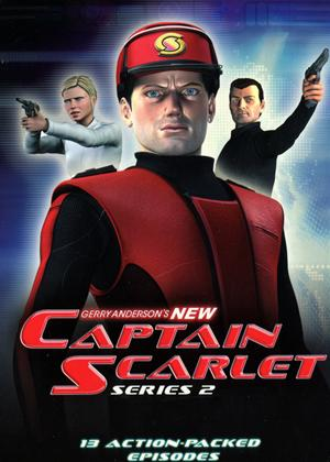 Rent Captain Scarlet: Series 2 Online DVD Rental