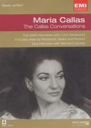 Rent Maria Callas: Conversations: Vol.1 Online DVD Rental