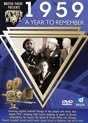 Rent A Year to Remember: 1959 Online DVD Rental