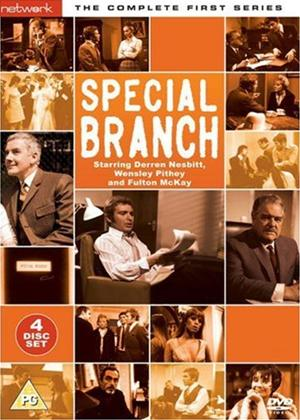 Special Branch: Series 1 Online DVD Rental