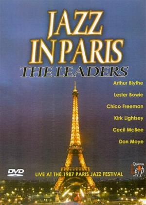 Rent Jazz in Paris: The Leaders Online DVD Rental