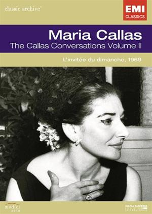Rent Maria Callas: Conversations: Vol.2 Online DVD Rental