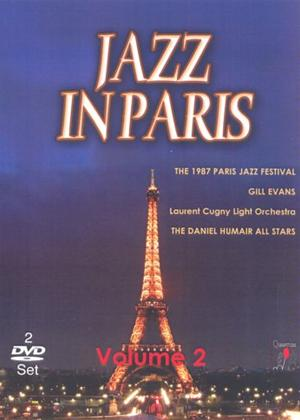Rent Jazz in Paris: Evans, Humair and Laurent Orchestra Online DVD Rental