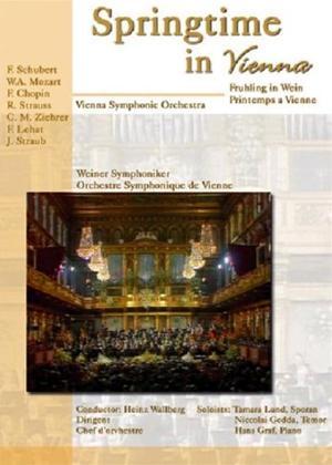 Springtime in Vienna Online DVD Rental