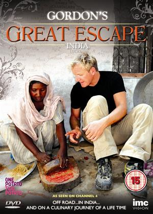 Rent Gordon's Great Escape: India Online DVD Rental