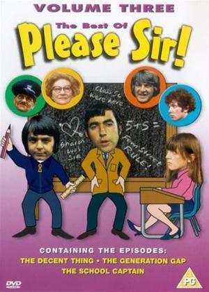 Rent Please Sir!: The Best Of: Vol.3 Online DVD Rental