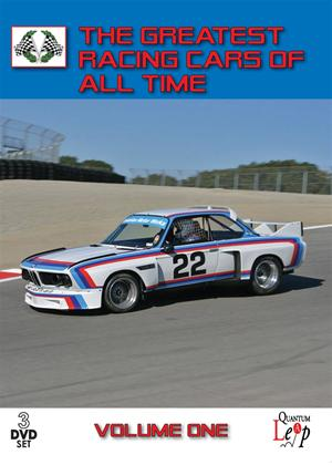 Rent The Greatest Racing Cars of All Time: Vol.1 Online DVD Rental