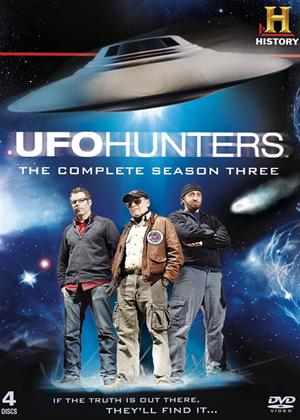 Rent UFO Hunters: Series 3 Online DVD Rental