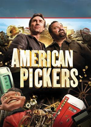 American Pickers Online DVD Rental