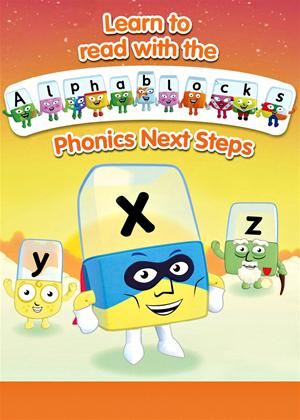 Alphablocks Online DVD Rental