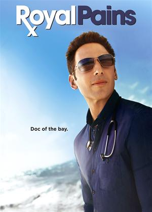Royal Pains Online DVD Rental