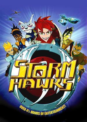 Storm Hawks Online DVD Rental