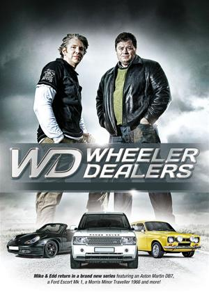 Wheeler Dealers Online DVD Rental