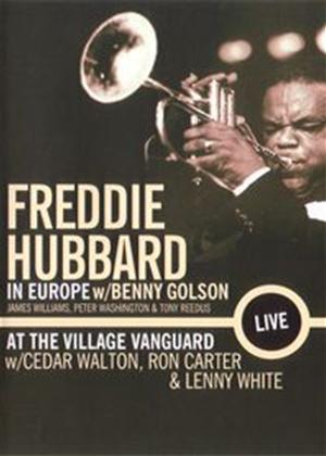 Freddie Hubbard and Benny Golson: Live Online DVD Rental