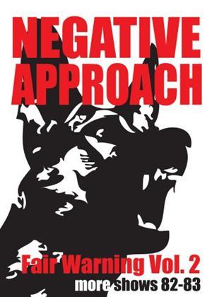 Rent Negative Approach: Fair Warning: Vol.2 Online DVD Rental