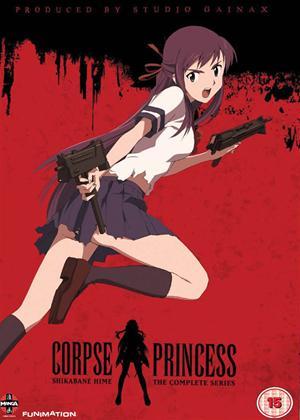 Rent Shikabane Hime Series Online DVD Rental