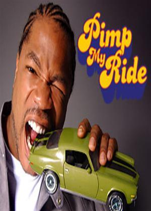 Rent Pimp My Ride: Series 6 Online DVD Rental