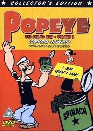 Rent Popeye: Vol.3: Gopher Spinach Online DVD Rental