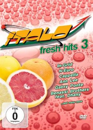 Rent Italo Fresh Hits: Vol.3 Online DVD Rental