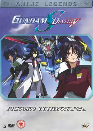 Rent Gundam Seed Destiny Part 1: Anime Legends Online DVD Rental