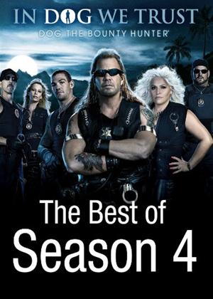 Dog the Bounty Hunter: The Best of Series 4 Online DVD Rental