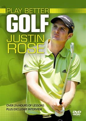 Play Better Golf with Justin Rose Series Online DVD Rental