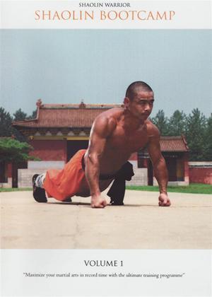 Rent Shaolin Warrior: Shaolin Bootcamp: Vol.1 Online DVD Rental
