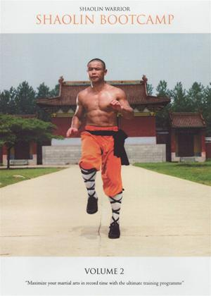 Rent Shaolin Warrior: Shaolin Bootcamp: Vol.2 Online DVD Rental