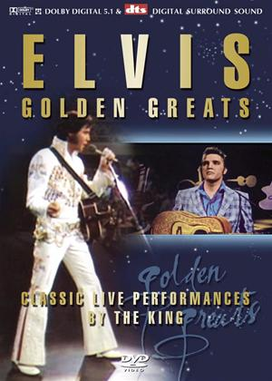 Elvis Presley: Golden Greats Online DVD Rental