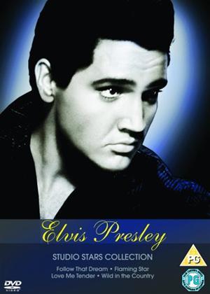 Elvis Presley: Studio Stars Online DVD Rental