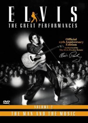 Rent Elvis Presley: The Great Performances: Vol.2 Online DVD Rental
