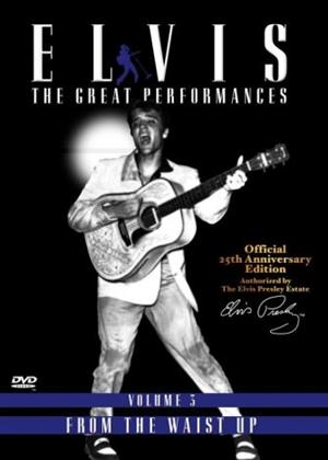 Rent Elvis Presley: The Great Performances: Vol.3 Online DVD Rental