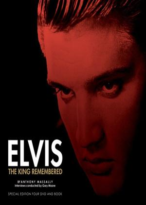 Rent Elvis Presley: The King Remembered Online DVD Rental