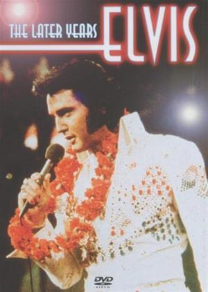 Elvis Presley: The Later Years Online DVD Rental