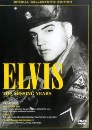 Rent Elvis Presley: The Missing Years Online DVD Rental