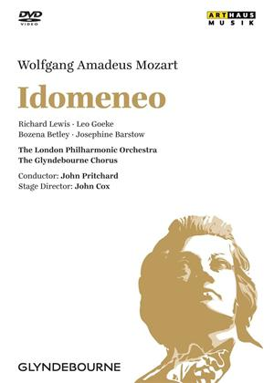 Idomeneo: Glyndebourne Festival Opera (Pritchard) Online DVD Rental