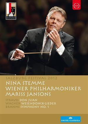 Rent Salzburg Festival 2012: Wiener Philharmoniker (Jansons) Online DVD Rental