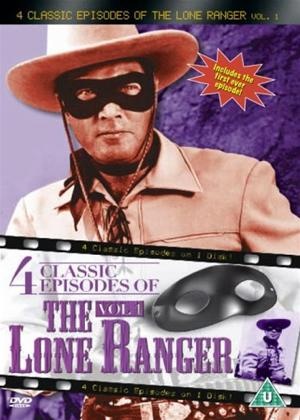 Rent The Lone Ranger: Vol.1 Online DVD Rental