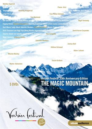 Rent The Magic Mountain: Verbier Festival 20th Anniversary Edition Online DVD Rental