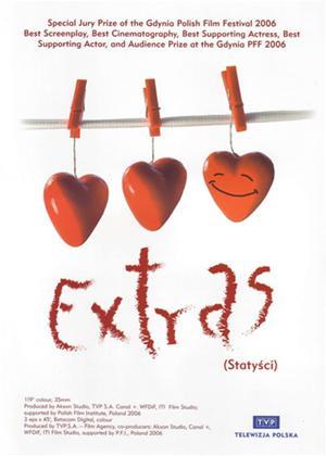 Extras Online DVD Rental