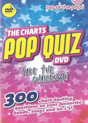 The Ultimate Charts Quiz Online DVD Rental