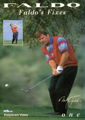 Rent Nick Faldo: Vol.1: Faldo's Fixes Online DVD Rental