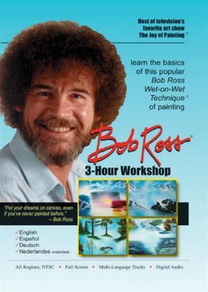 Rent Bob Ross Joy of Painting Online DVD Rental