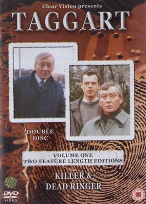 Rent Taggart Doubles: Vol.1: Killer / Dead Ringer Online DVD Rental