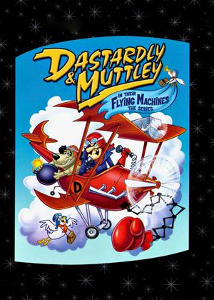Dastardly and Muttley Online DVD Rental