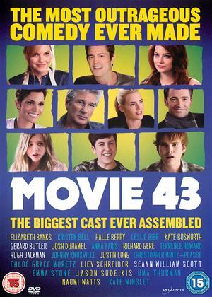 Movie 43 Online DVD Rental