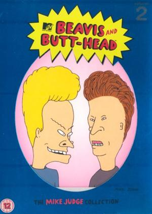 Beavis and Butt-head: The Mike Judge Collection: Vol.2 Online DVD Rental