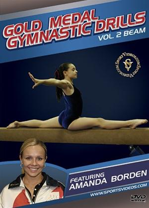 Gold Medal Gymnastic Drills: Vol.2: Beam Online DVD Rental